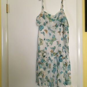 8aeba4abbac Butterfly dress ABS From Lord Taylor 10 NWT